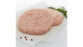 Hamburger poulet - (2 pc +/- 200gr) (16€/kg)