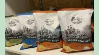 Chips de Lucien (Choix du goût )