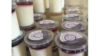 Yaourt entier - Fruits au choix (130ml)