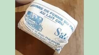 Beurre salé (250gr)